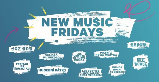 newmusic fridays